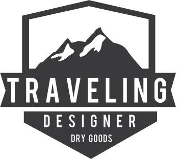 Traveling Designer Dry Goods
